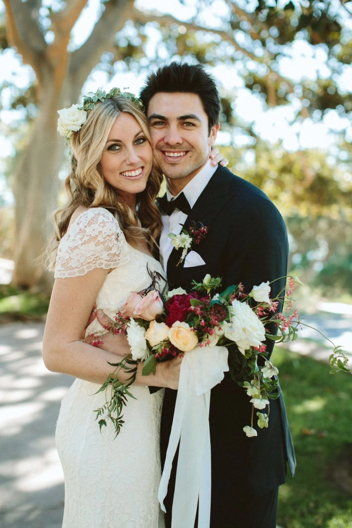 Braves player musician Chase dArnaud weds Kaitlyn Miller