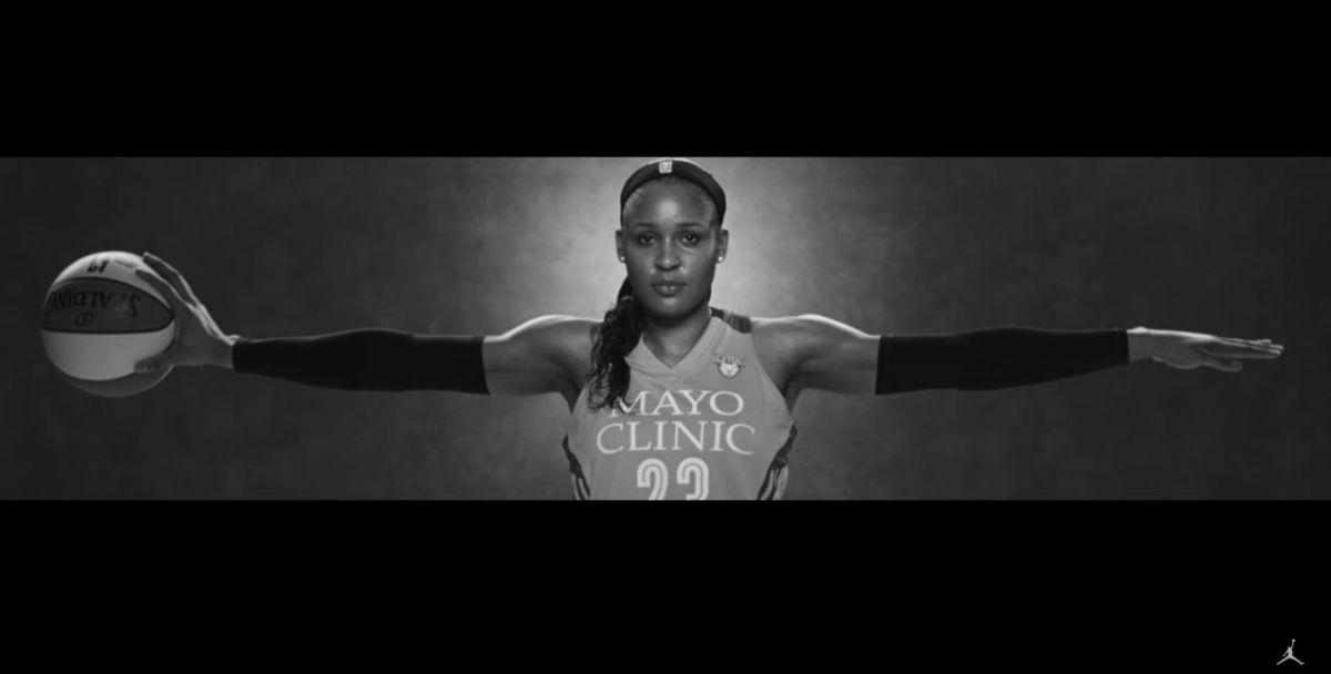 Nikes Jordan Brand launches video poster of Maya Moore