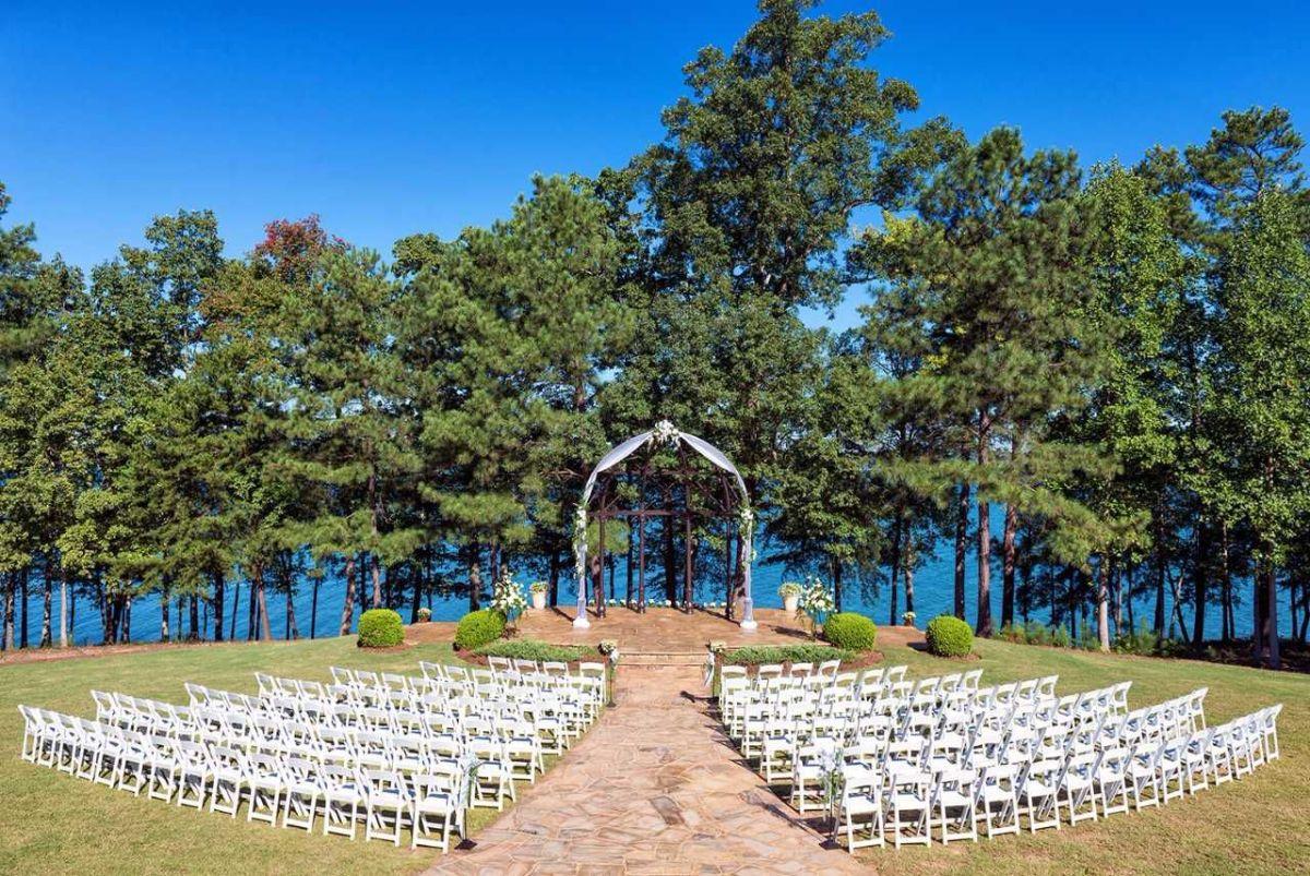 Lake Lanier Islands Resort Weddings