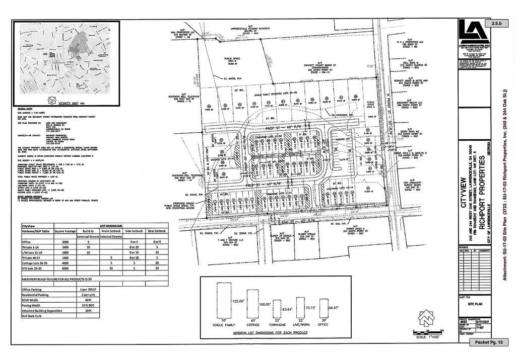 Proposed Lawrenceville redevelopment site steeped in city
