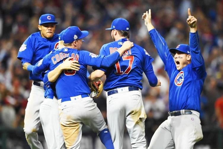Cubs Top Preseason MLB Power Rankings Braves Gwinnettdailypost Com