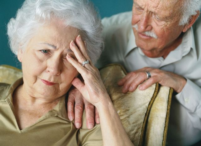 Depression in the elderly , Symptoms and Treatment