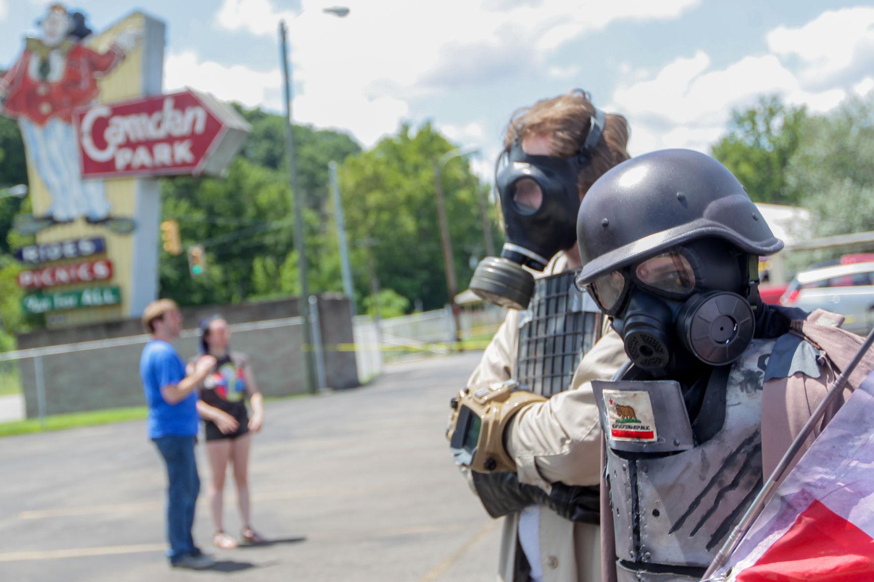 Photos Fallout 76 Fans Meet At Camden Park Multimedia