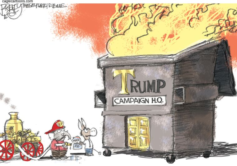 Credit: Pat Bagley, Salt Lake Tribune