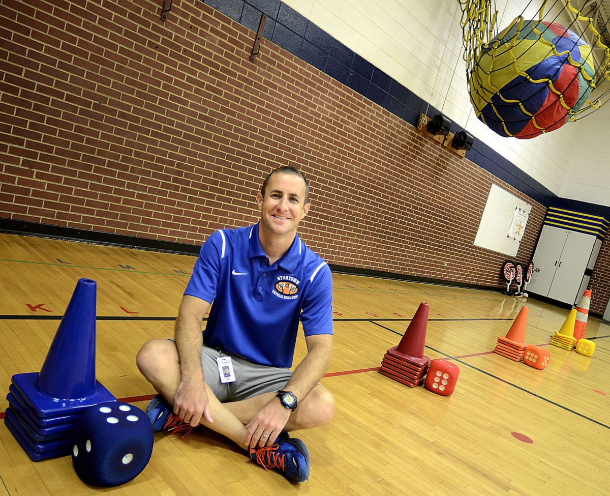 Elementary School PE Teacher