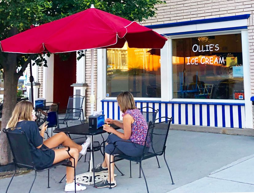 ollie s ice cream spotlight