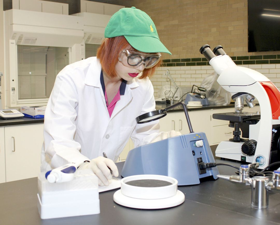 Dedication ceremony scheduled for new food science lab at Iowa State University