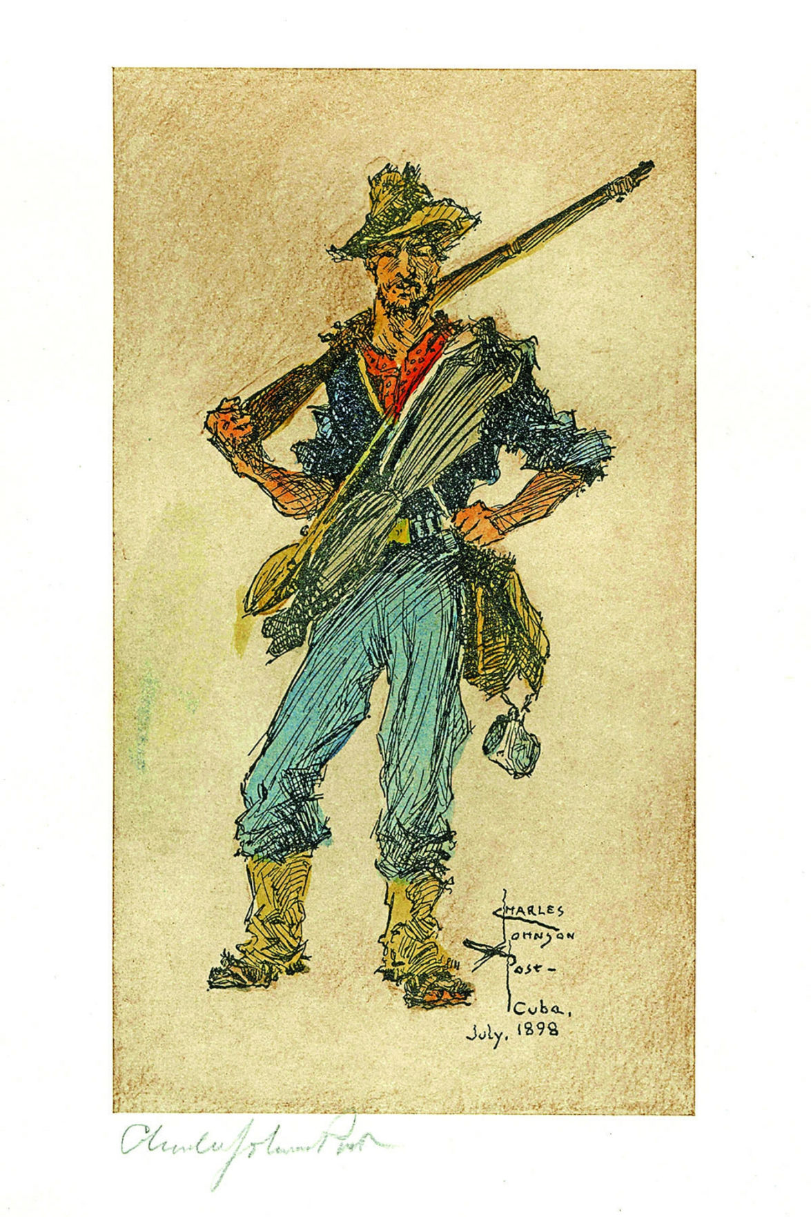 The Spanish American War Is The Subject Of A Free Talk At
