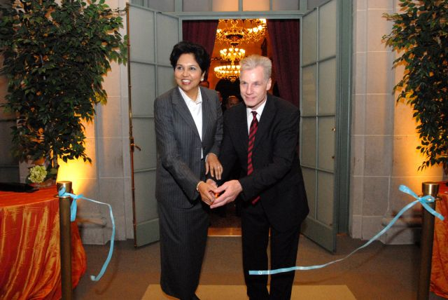 Indra Nooyi: One shining gem, many facets