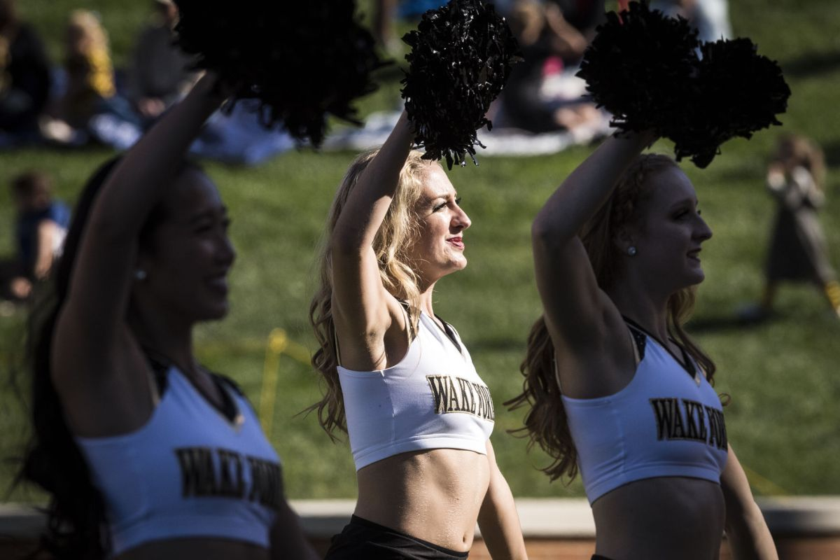 Wake Forest 27 Virginia 20 Galleries
