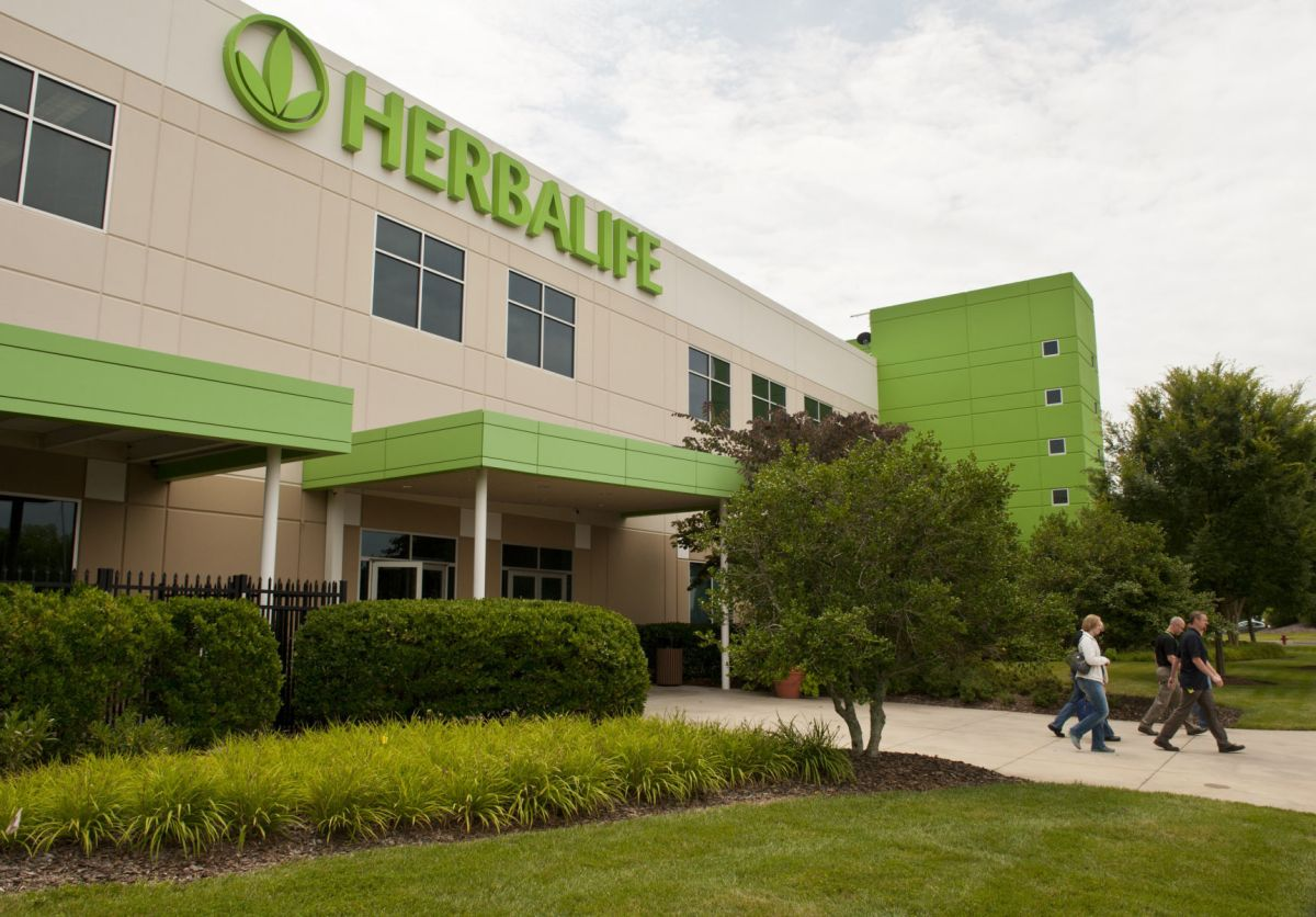 Rebound In North American Boosts Herbalife