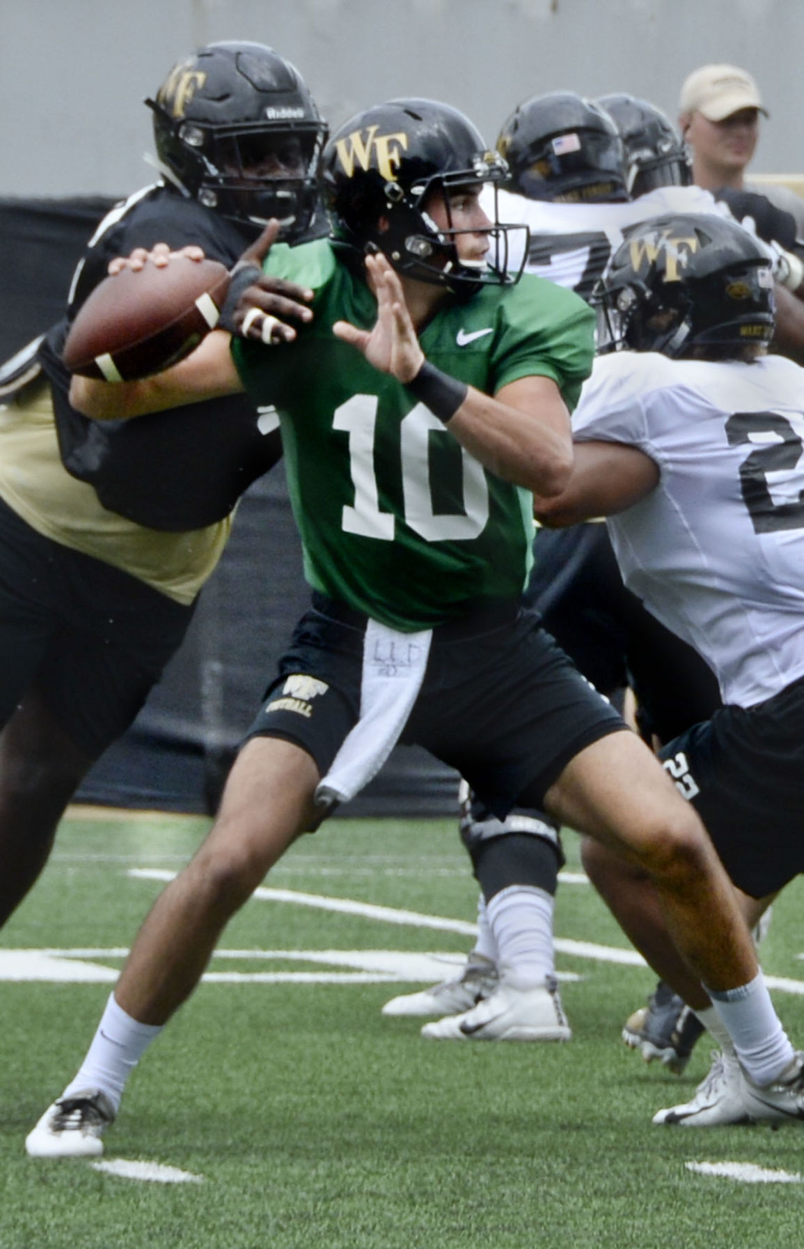 Breaking down wake forest   first depth chart of the season football journalnow also rh