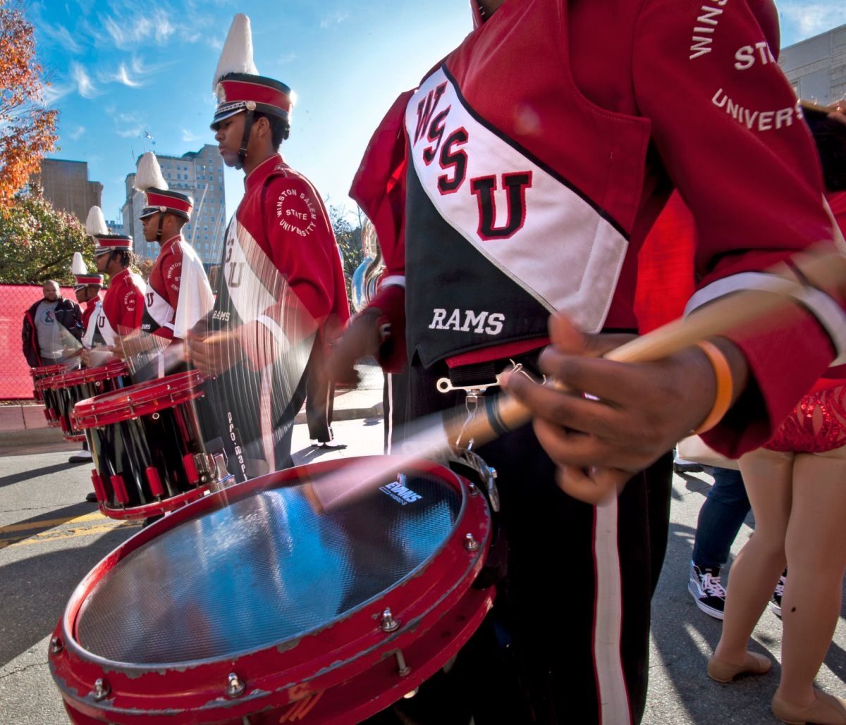 WSSU cancels its September homecoming events   Local News   journalnow.com
