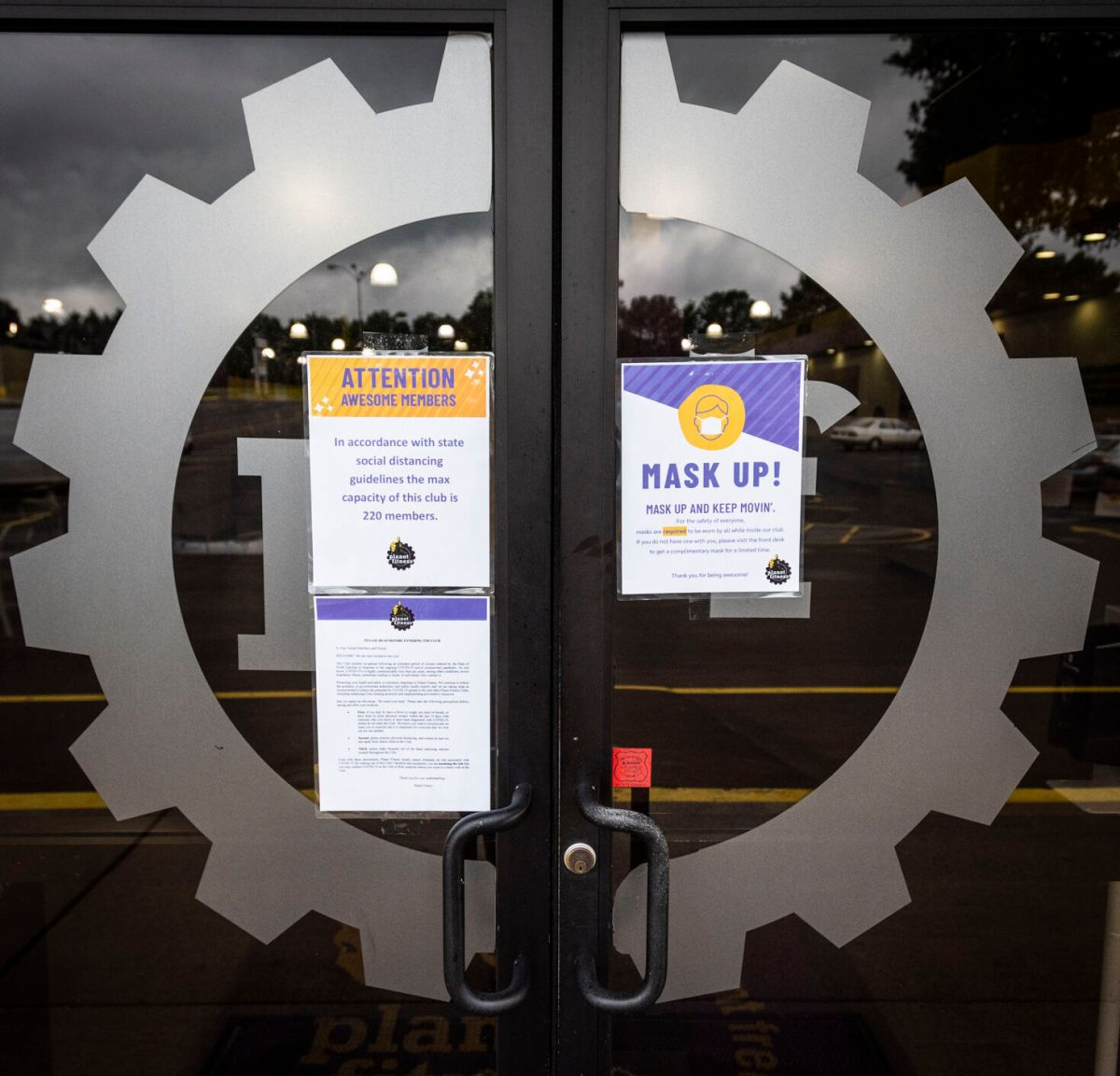 Planet Fitness Centers To Reopen Tuesday Citing Medical Loophole In Covid 19 Restrictions Robinhood Road Y Also Reopens Business News Journalnow Com