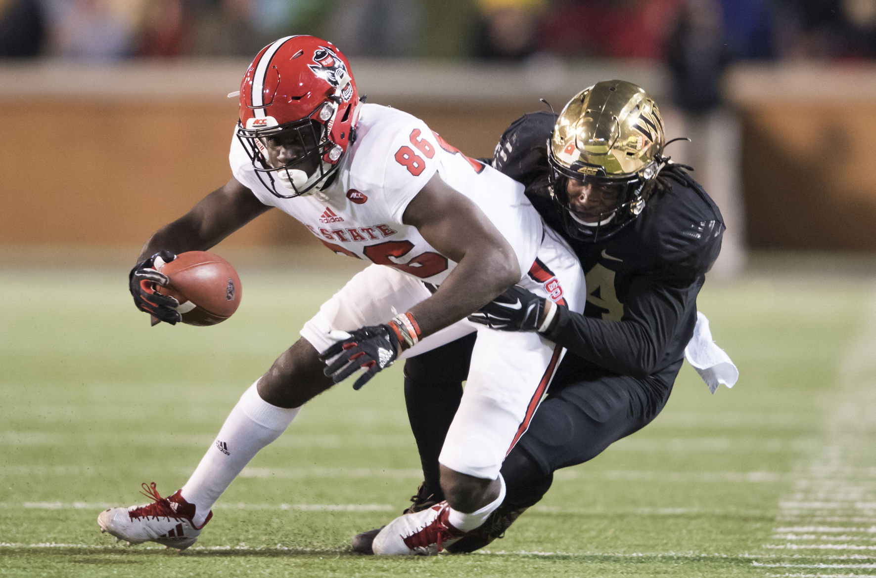 Wfuncsu also  few musings on wake forest   depth chart for the towson game rh journalnow