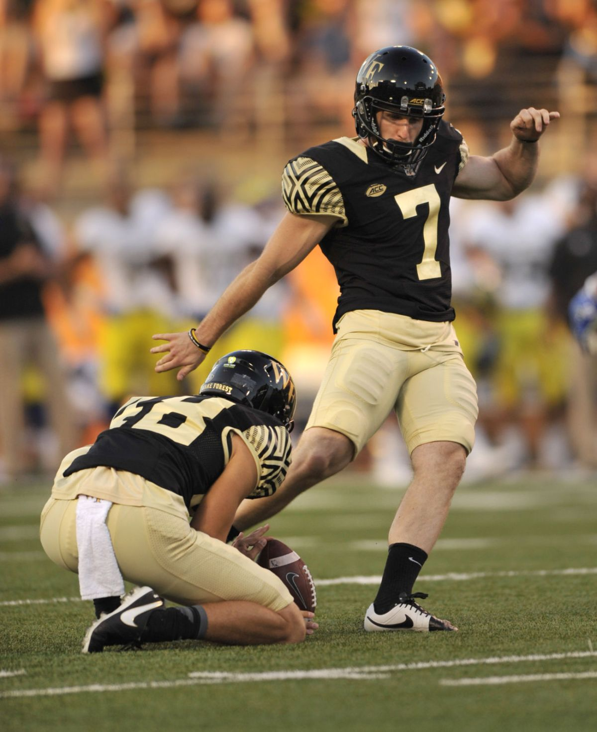 Wake Forest Beats Delaware 38-21 Galleries