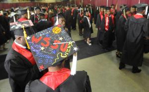 WinstonSalem Journal Graduation Ceremonies