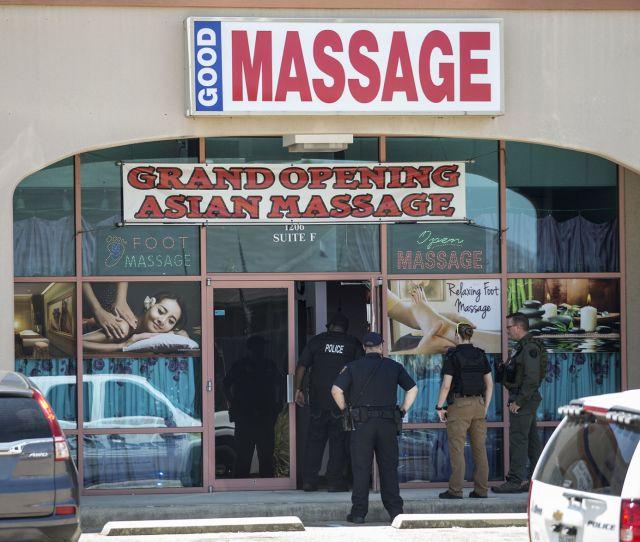 Killeen Heights Pd Aid In  Month Massage Parlor Investigation