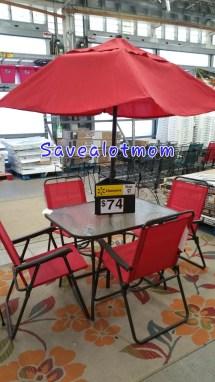Summer Outdoor Furniture Save