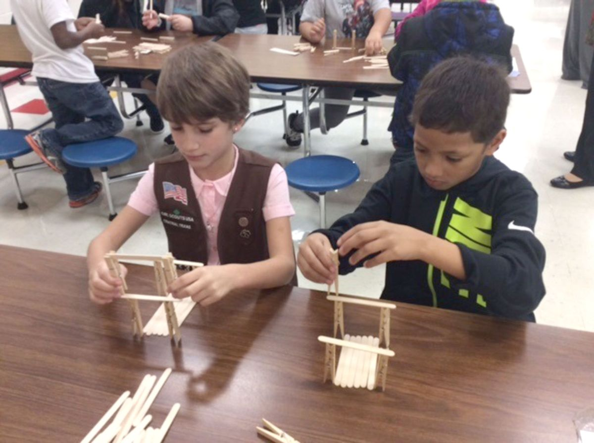 Stem Activities Elementary School