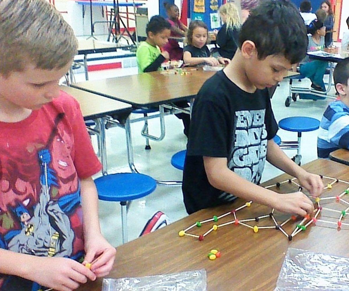 Stem Activities Entertain Educate Halstead Elementary