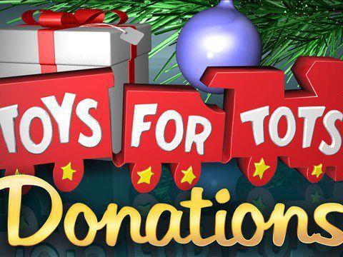 Toys For Tots Seeks Volunteers To Help Unpack Toys