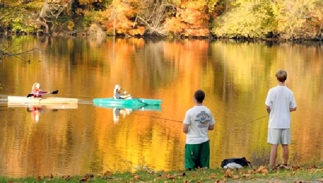 Speedwell Forge Lake will be catchrelease for years after