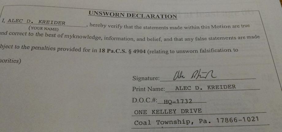 JUDGE: Teen killer of Manheim Twp. family gets no relief