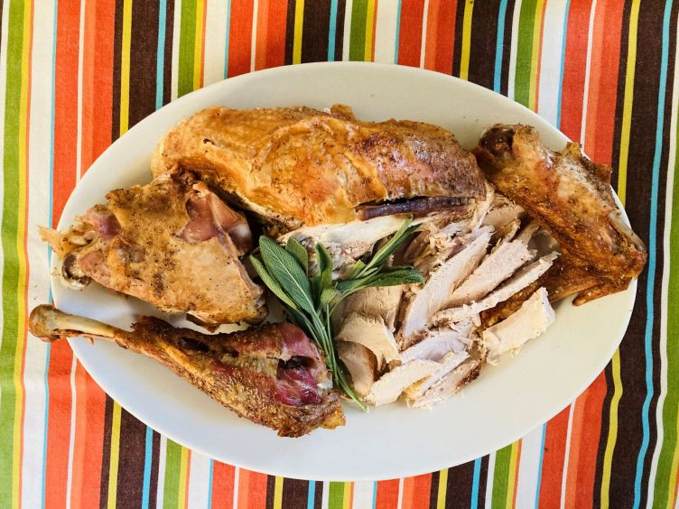 How to cook a turkey for Thanksgiving, start to finish ...