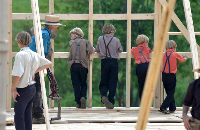 photo gallery amish barn