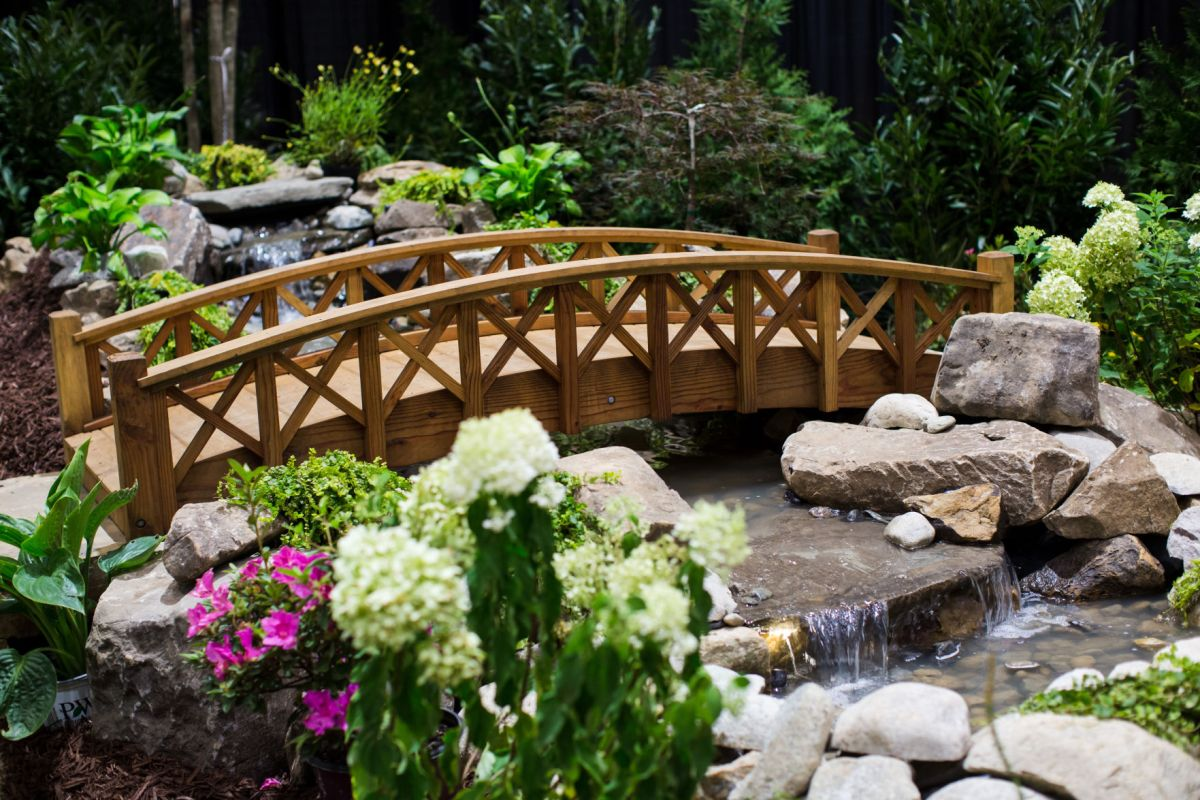 Philly Home Garden Show Offers Chance Check