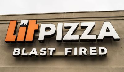 lit pizza to open