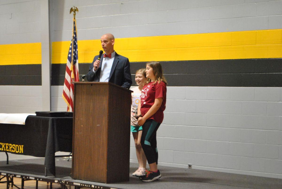 Hickerson Elementary Recognized Stem School