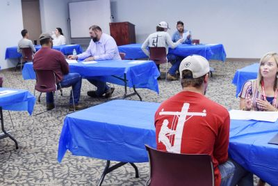 TSTC hosts mock interview sessions for students  Local