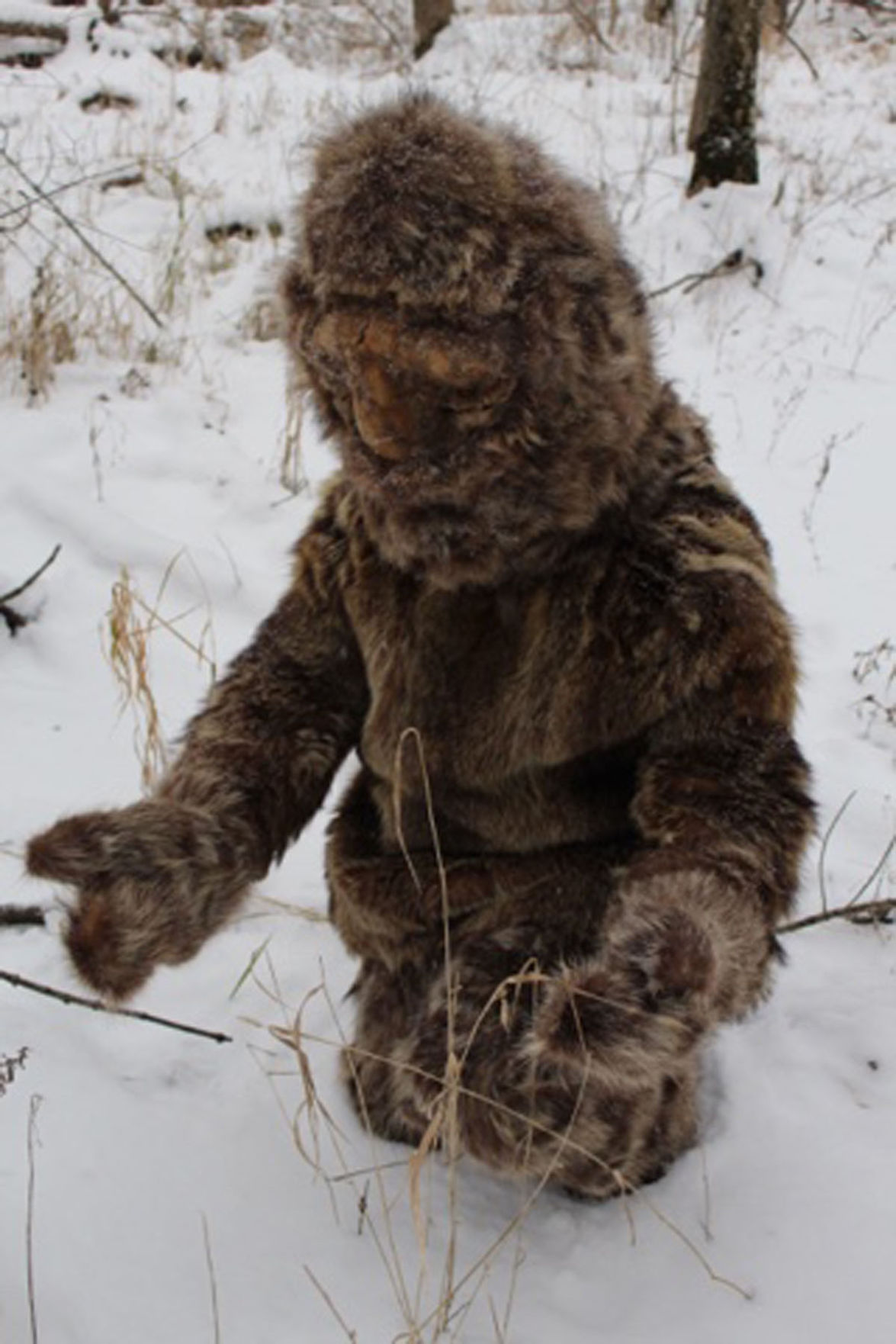 Minnesota man claims he was mistaken for Sasquatch by