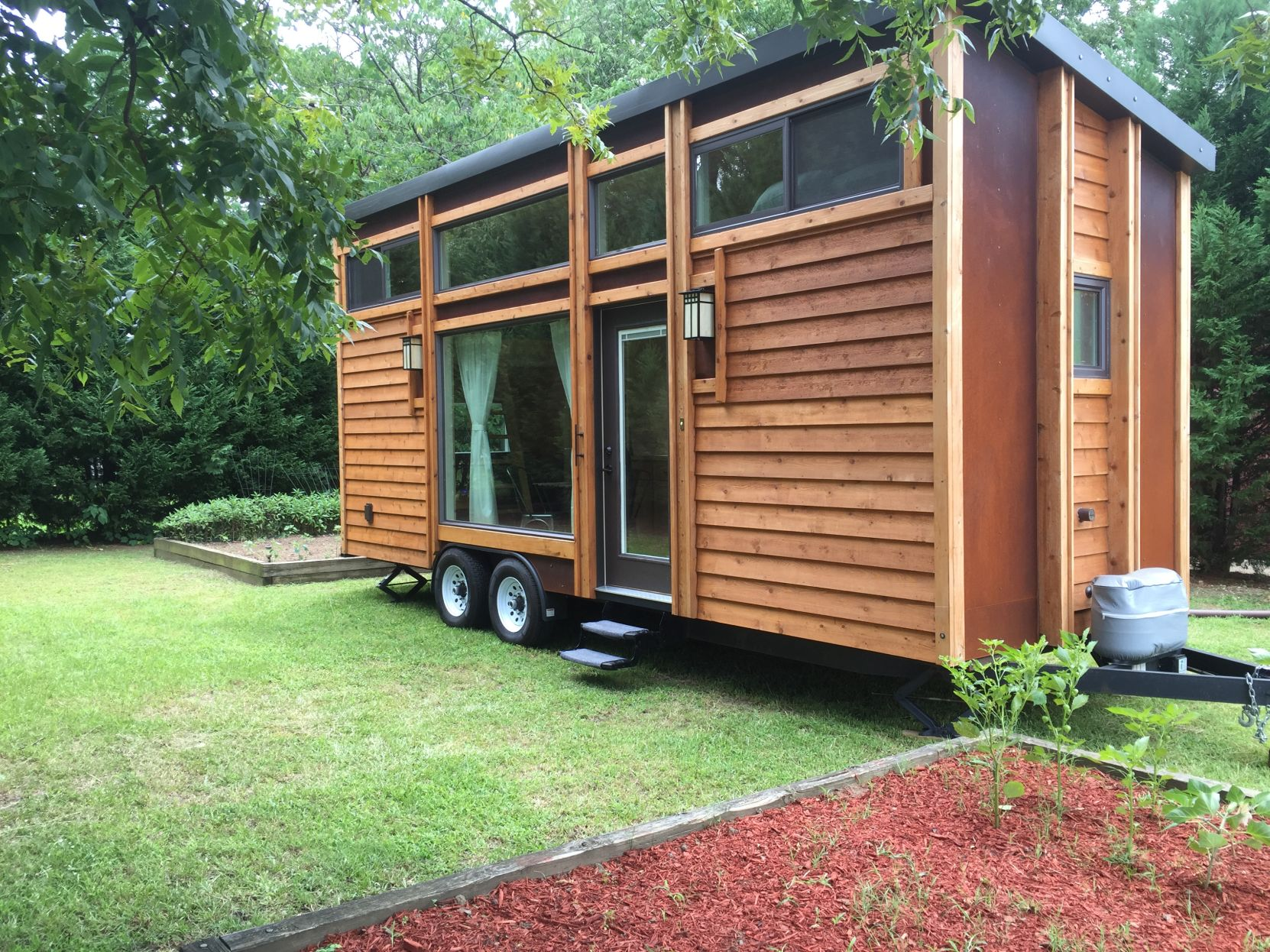 Interest In Tiny House Movement Big In Dekalb And Still