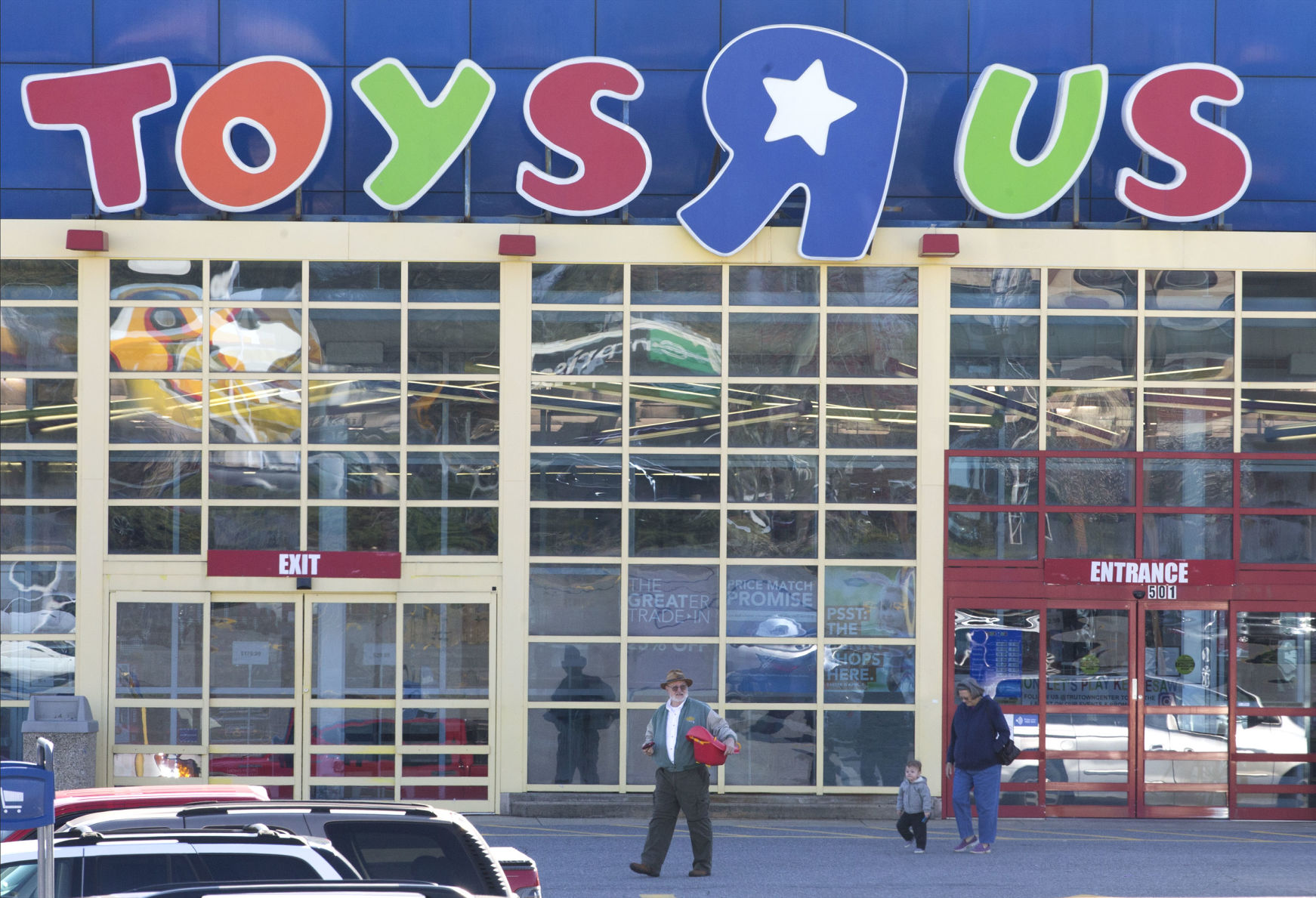 Nationwide Toys R Us Closures To Claim Cumberland