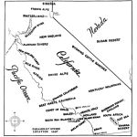 A 1927 Hollywood Map Substitutes The Salinas River For The Nile And South County For Africa Arts Culture Blog Montereycountyweekly Com