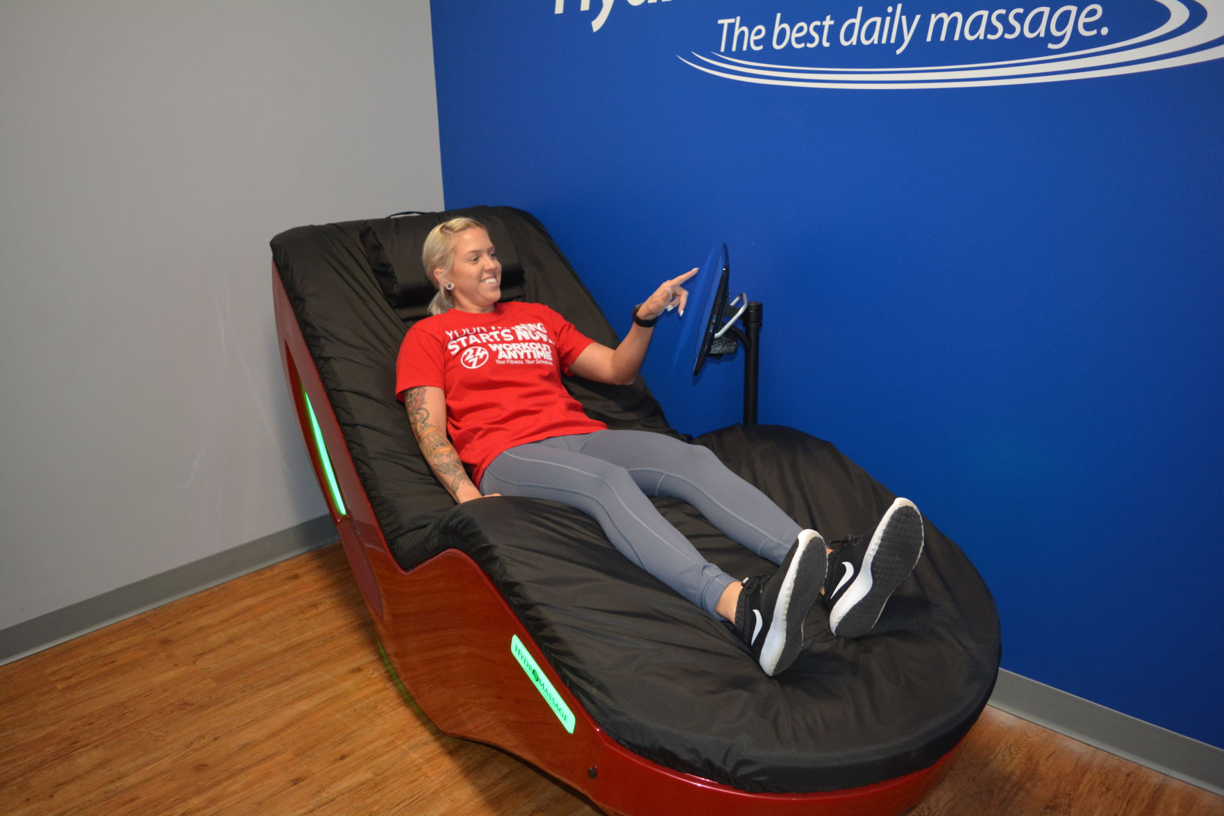 ec 06 massage chair office ergonomic workout anytime virtual tour gallery morganton