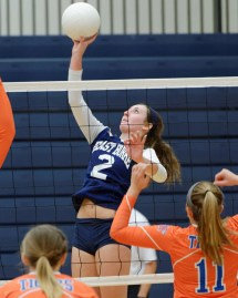 Eb Mccall Named Smac Volleyball Player Of Year Sports