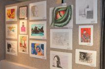 middle school art show jailhouse