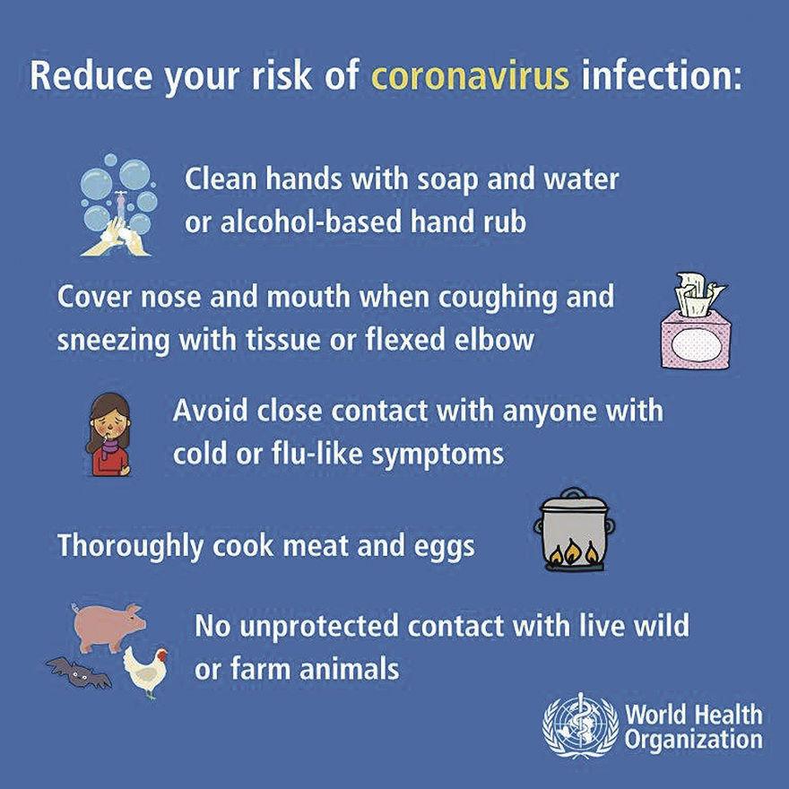 No confirmed cases of novel coronavirus in Clay County | News ...