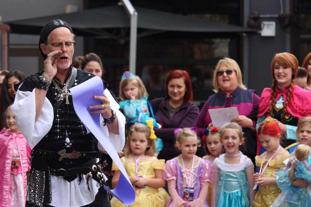 Princess Gala at The Market Common benefits nonprofit