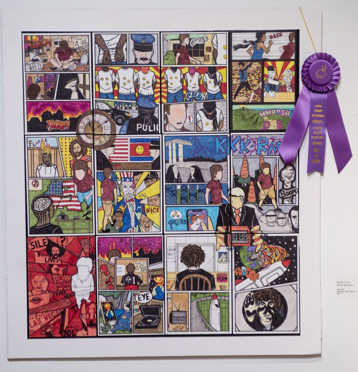 Expression Of Youth Longview Art Museum Announces Student Invitational Winners Lifestyle