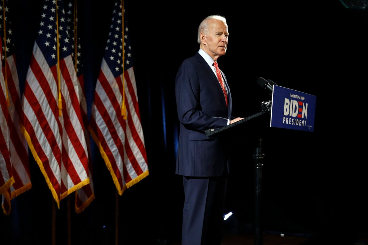 Biden pivots focus to Trump amid coronavirus concerns | | news ...