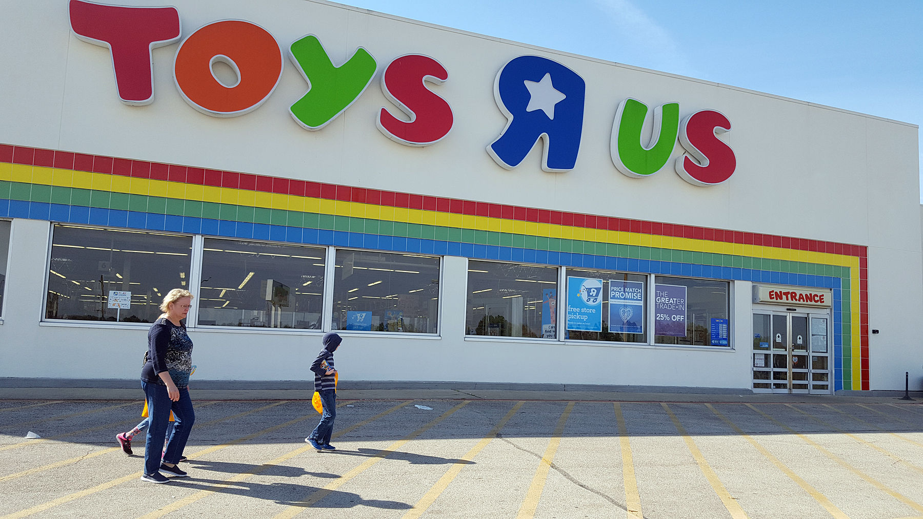Closing Date Uncertain For Longview Toys R Us Local News