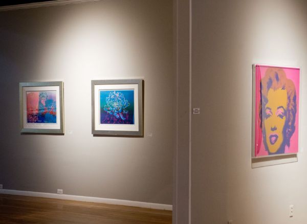 Lmfa Exhibit Offers Famous Rare Warhol Works Play
