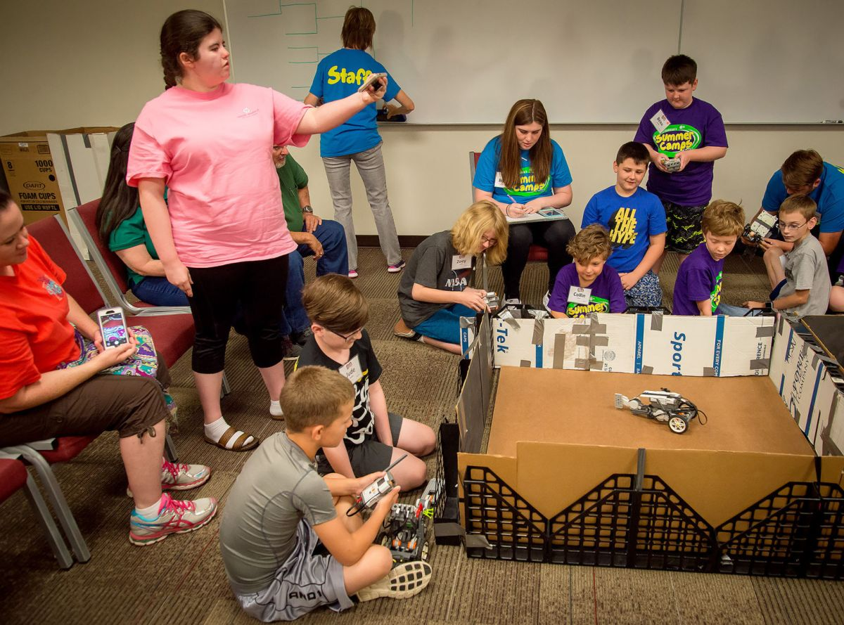 Longview-area Organizations Offer Variety Of Summer Camps Children Local