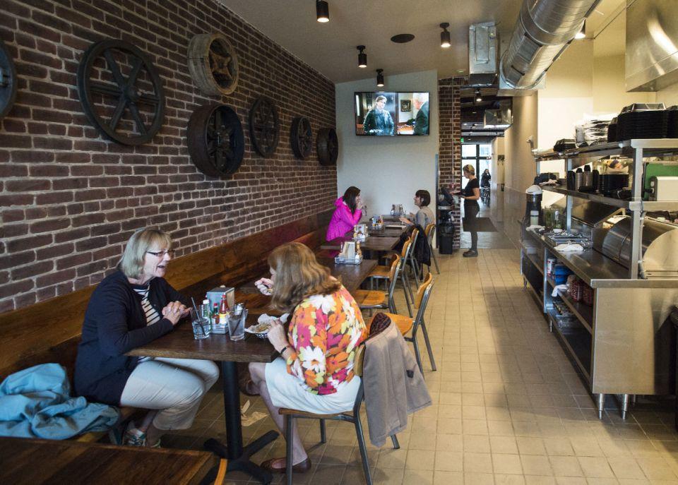 Downtown Restaurants Lynchburg Va