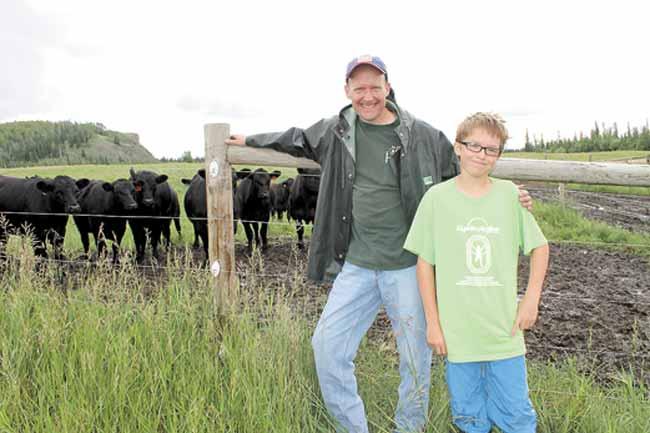 At Whitestone Farms in Delta raising livestock is the Lords work  Alaska Grown  newsminercom
